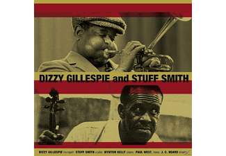 Gillespie/Smith - Dizzy And Stuff [CD]