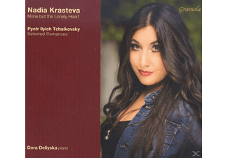 Nadia Krasteva - None But The Lonely Heart - (CD)