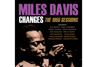 Miles Davis - The 1955 Sessions - (CD)