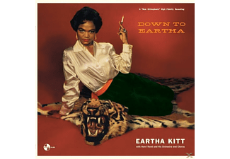 Eartha Kitt - Down To Eartha+2 Bonus Tracks (Ltd.Edt 180g Vin [Vinyl]