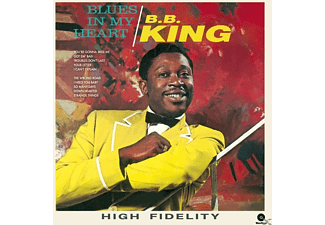 B.B. King - Blues In My Heart+4 Bonus Tracks (Ltd.180g Viny [Vinyl]