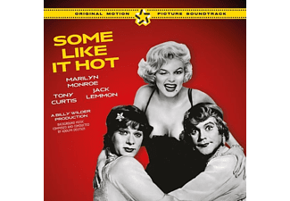 O.S.T. - Some Like It Hot (Ost)+15 Bonus Tracks [CD]
