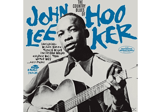 John Lee Hooker - The Country Blues Of John Lee Hooker [CD]