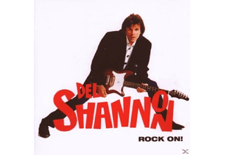 Del Shannon - ROCK ON - (CD)