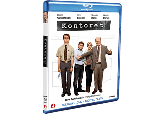 Kontoret S1 TV-serie Blu-ray + DVD