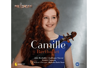 Camille Berthollet - Prodiges (CD)