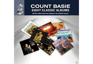 Count Basie - Count Basie - 8 Classic Albums - (CD)
