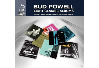 Bud Powell - 8 Classic Albums - (CD)