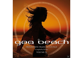 VARIOUS - Goa Beach Vol.24 [CD]