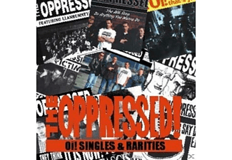 The Oppressed - Oi! Singles & Rarities - (CD)