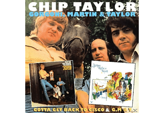 Chip Taylor - GOTTA GET BACK TO CISCO & G,M & T - (CD)