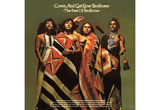 Redbone - COME AND GET YOUR REDBONE (BEST OF) - (CD)