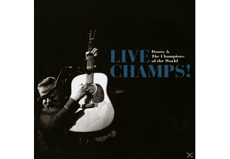 The Danny & Champions Of The World - Live Champs! [CD]