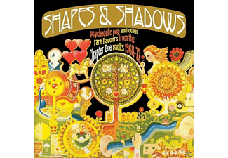 VARIOUS - Shapes & Shadows [CD]