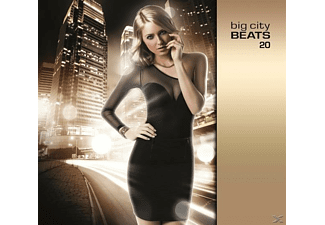 VARIOUS - Big City Beats Vol.20 (World Club Dome Edition) [CD]