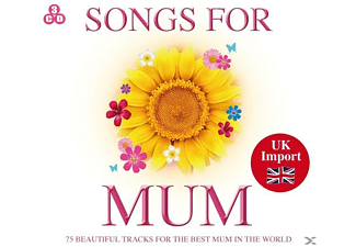 VARIOUS - Songs For Mum - (CD)