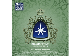 VARIOUS - Clubstar Session 2014 [CD]