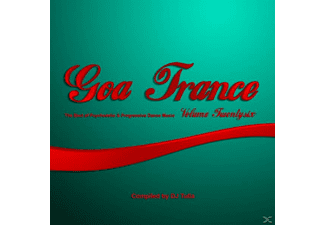VARIOUS - Goa Trance Vol.26 - (CD)