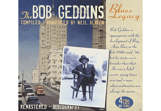 VARIOUS - The Bob Geddins Blues Legacy [CD]
