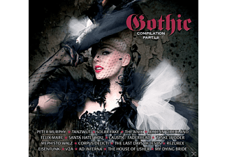 VARIOUS - Gothic Compilation 52 [CD]