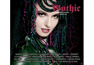 VARIOUS - Gothic Compilation 53 - (CD)