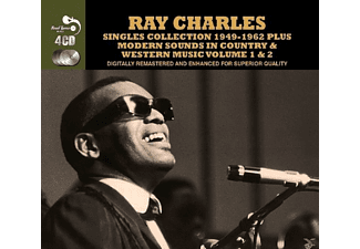 Ray Charles - Singles Collection 1949-1962 Plus - (CD)
