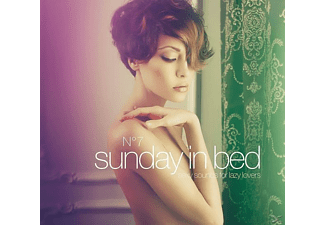 VARIOUS - Sunday In Bed No.7 - (CD)