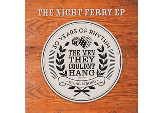 The Men They They Couldn't Hang - The Night Ferry Ep - (CD)