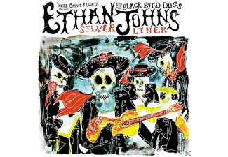 Ethan Johns - Silver Liner - (CD)