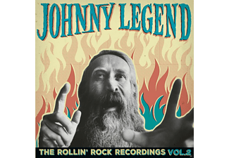 John Legend - The Rollin' Rock Recordings Vol.2 - (Vinyl)