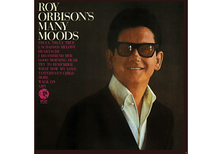 Roy Orbison - Roy Orbison's Many Moods (2015 Remastered) [CD]