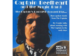 Captain Beefheart And The Magic Band - The Captain's Last Live Concert - (CD)