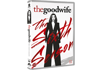 The Good Wife S6 Drama DVD