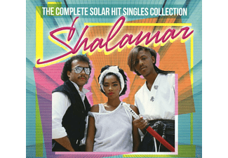 Shalamar - The Complete Solar Hit Singles Collection - (CD)