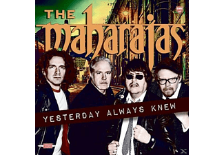 The Maharajas - Yesterday Always Knew - (Vinyl)