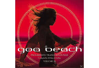 VARIOUS - Goa Beach Vol.26 - (CD)