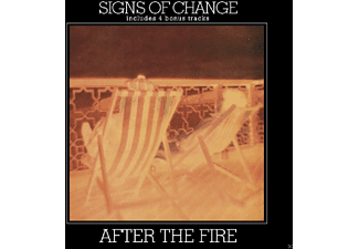 After The Fire - Sings Of Change - (CD)