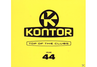 VARIOUS - Kontor Top Of The Clubs Vol.44 [CD]