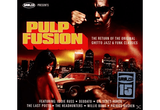 VARIOUS - Pulp Fusion - 15th Anniversary Crystal Edition [CD]