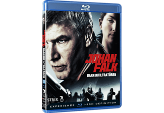 Johan Falk 11 - Barninfiltratören Action Blu-ray