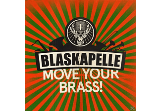 Blaskapelle - Move Your Brass - (CD)
