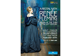 Renée Fleming, Maciej Pikulski - A Recital With Renée Fleming - (DVD)