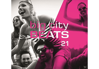 VARIOUS - Big City Beats Vol.21 - (CD)