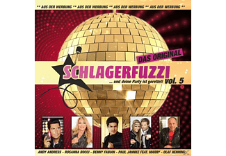 VARIOUS - Schlagerfuzzi Vol.5 - (CD)