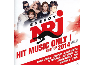 VARIOUS - Enery-Hit Music Only! - Best Of 2014 Vol.2 - (CD)