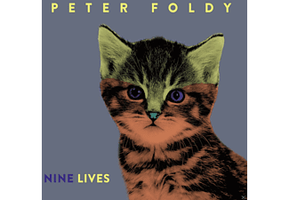 Peter Foldy - Nine Lives - (CD)