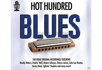 VARIOUS - Blues-Hot Hundred [CD]