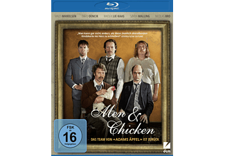 Men & Chicken [Blu-ray]