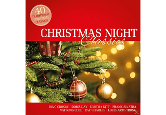 VARIOUS - Christmas Night Classics [CD]