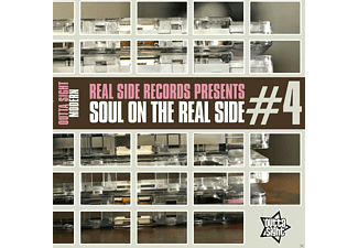 VARIOUS - Soul On The Real Side Vol.4 [CD]